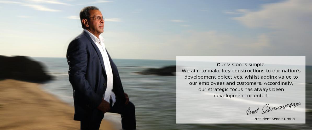 SENOK - President's  Message