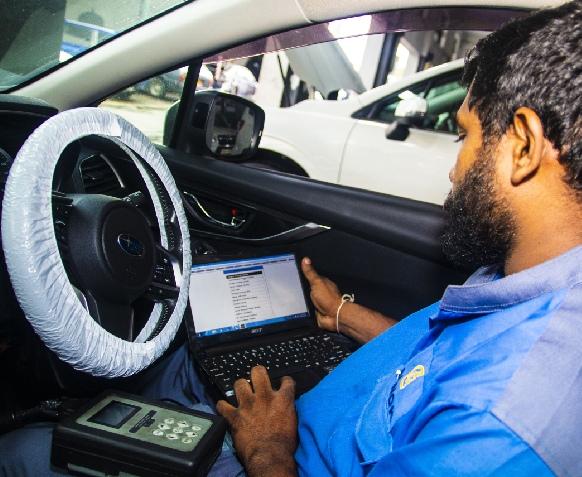 SENOK AUTOMOBILES Service Centre