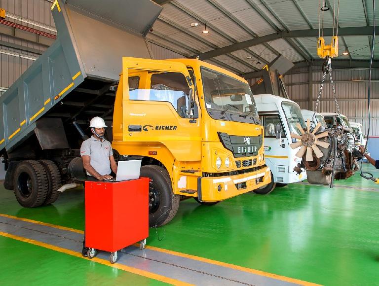 EICHER Vehicle repair