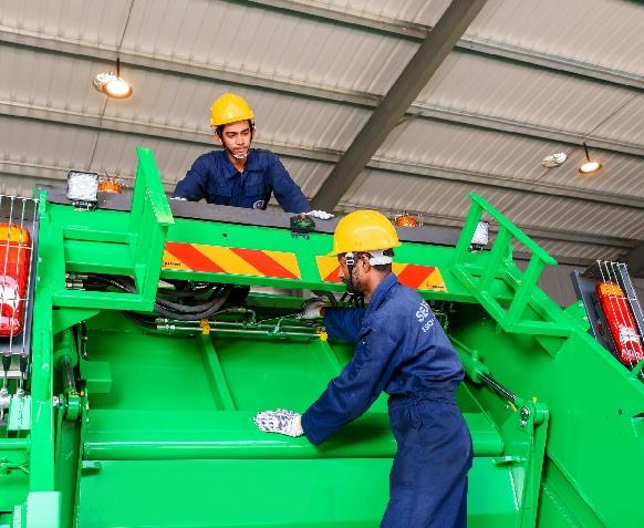 SENOK construction machinery and equipment repair