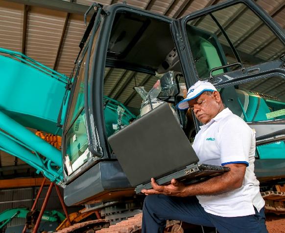 KOBELCO machinery Repair
