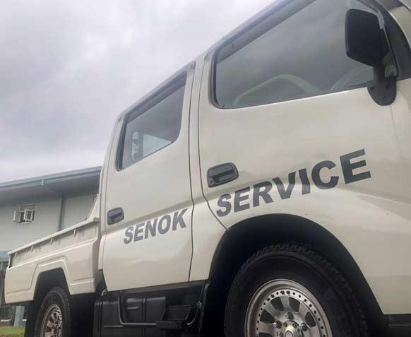 SENOK Roadside Assistance