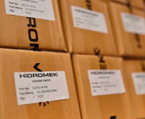 SENOK Spare Parts Division Logistics & Warehousing
