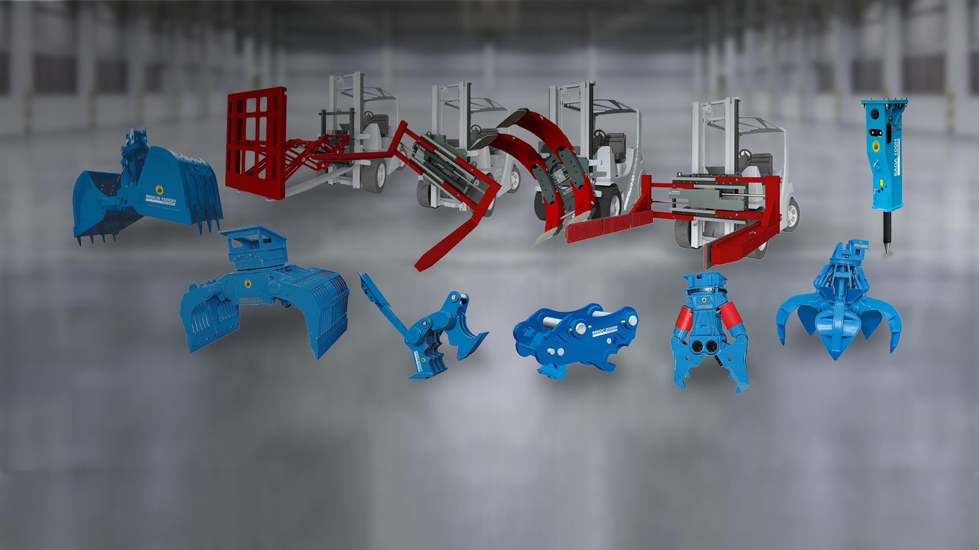Senok - Machinery Attachments