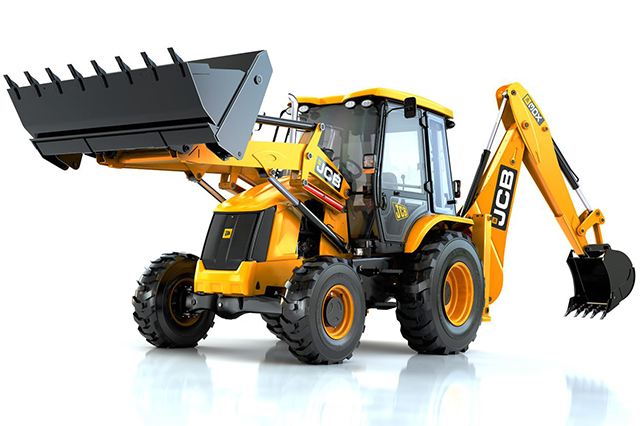 JCB 3DX ECO EXCELLENCE