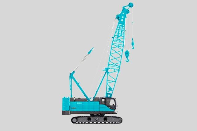 Kobelco 7055-3F Hydraulic Crawler (1)