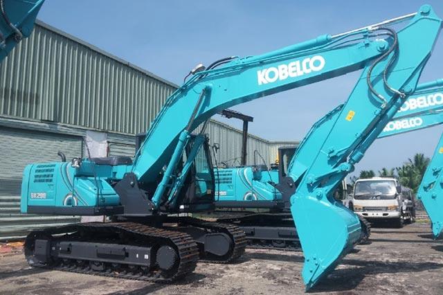 Kobelco SK200G10 Excavator (1)