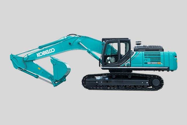SK380XDLC G10 Excavator (2)