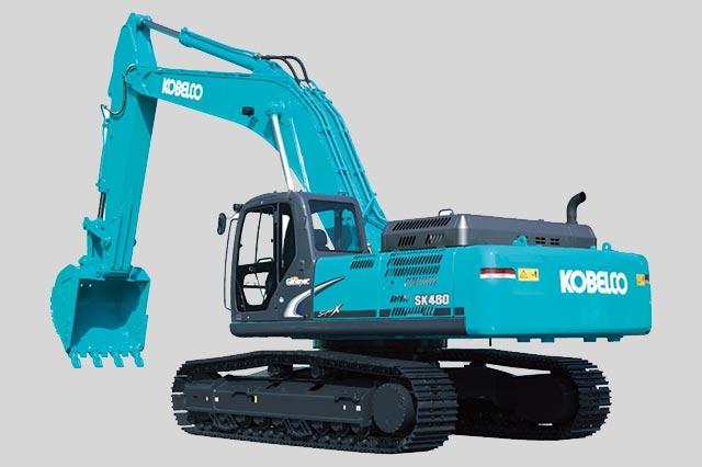 Kobelco SK460-8 Super X (1)