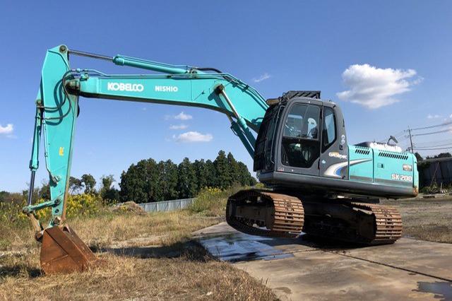Kobelco SK200-8 Used Excavator