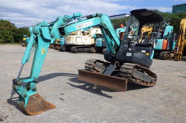 Kobelco SK30OUR-3E Used Mini Excavator