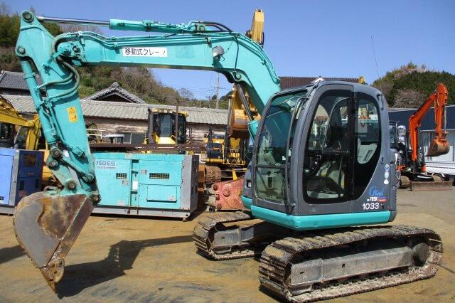 Kobelco SK70SR-1ES Used Excavator