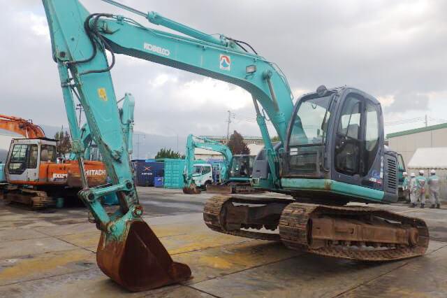 Kobelco SK135SR-1ES Used Excavator