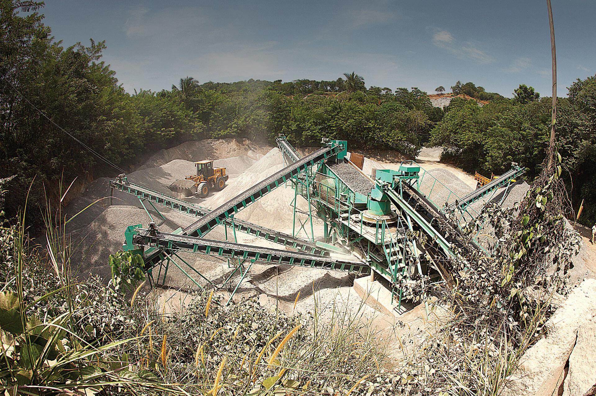 SENOK - Mining