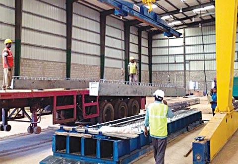 SENOK - Precast Concrete Manufacturing