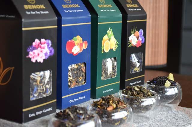 SENOK Tea - Globally Trusted