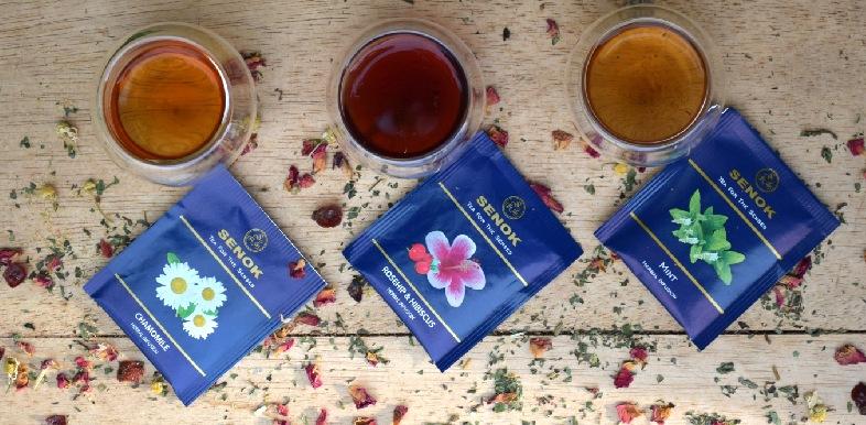 SENOK TEA - Pure Ceylon Tea