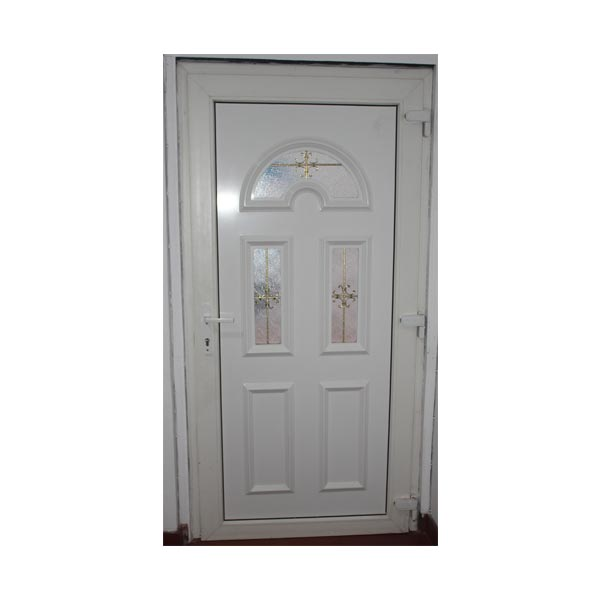 Casement Door with Designed Panels (D4)