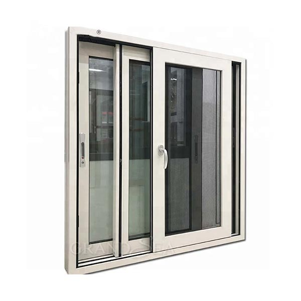 Window with Three Sliding Sashes (SW3)