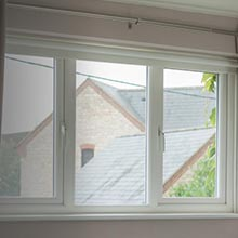 Casement Window with Three Sashes (W3)