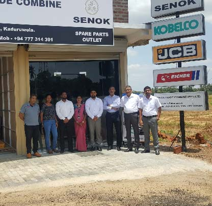 Polonnaruwa Spare Parts Outlet has been relocated