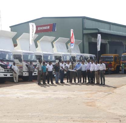 Access Engineering partners with Senok/Eicher