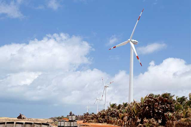 SENOK - Musalpetti Wind Power Plant Project