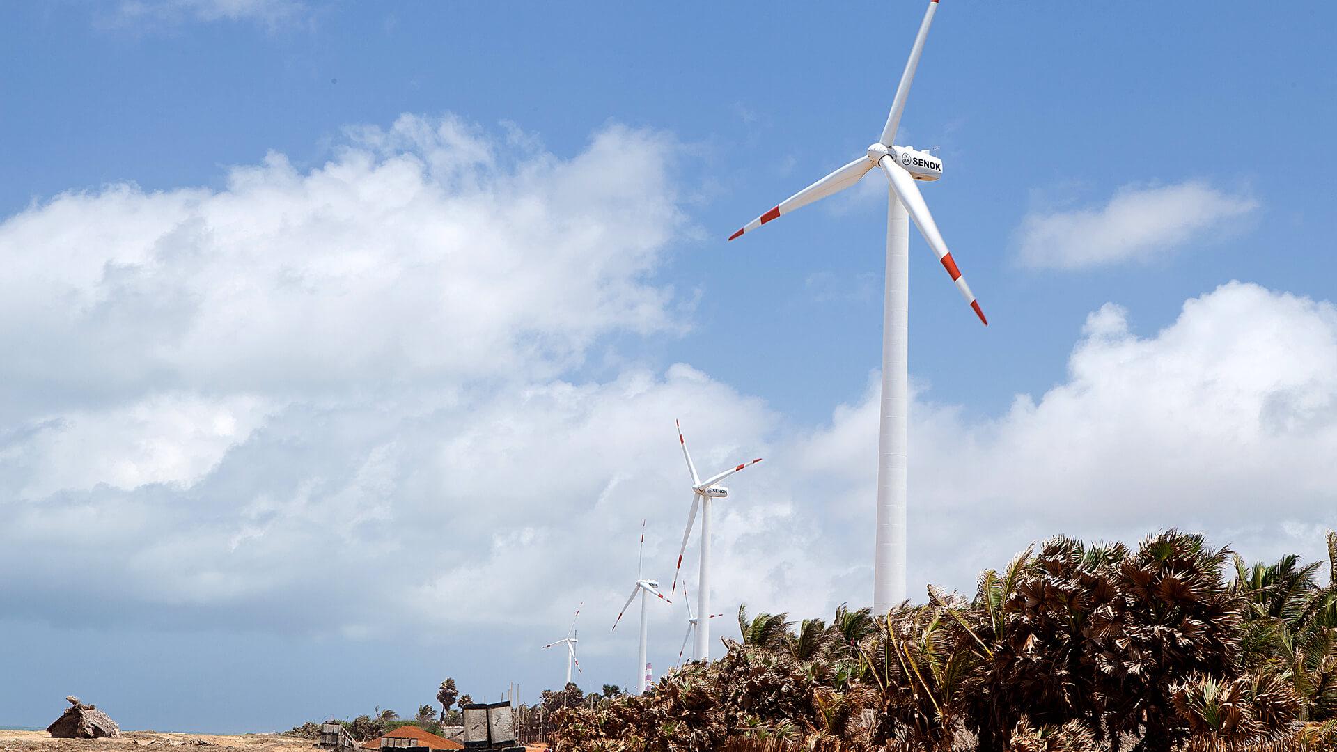 SENOK - Wind Power Generation