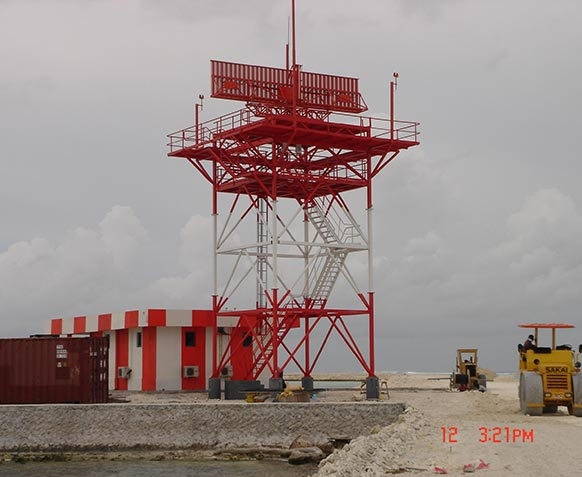 Secondary Surveillance Radar System
