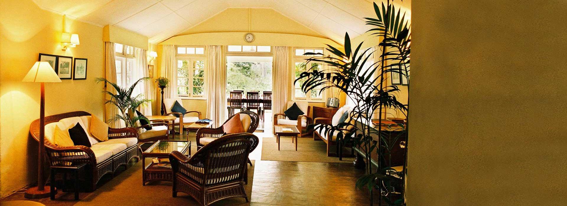 Kirchhayn Bungalow - Lounge