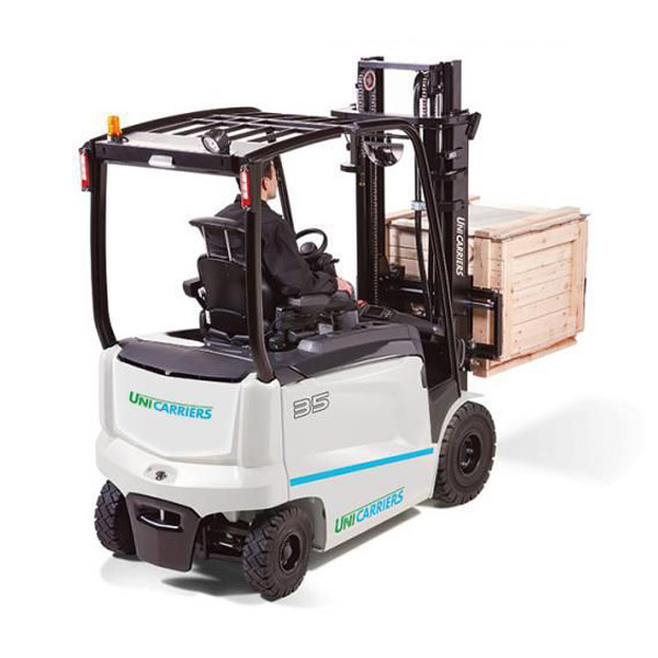 UNICARRIERS ELECTRIC COUNTERBALANCE FORKLIFT TRUCKS (1- 3.5T)