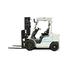 UNICARRIERS ENGINE FORKLIFT TRUCKS (1.5- 23T)