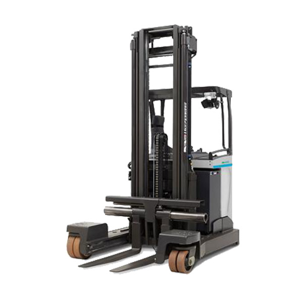 UNICARRIERS  MULTI-DIRECTIONAL REACH TRUCKS