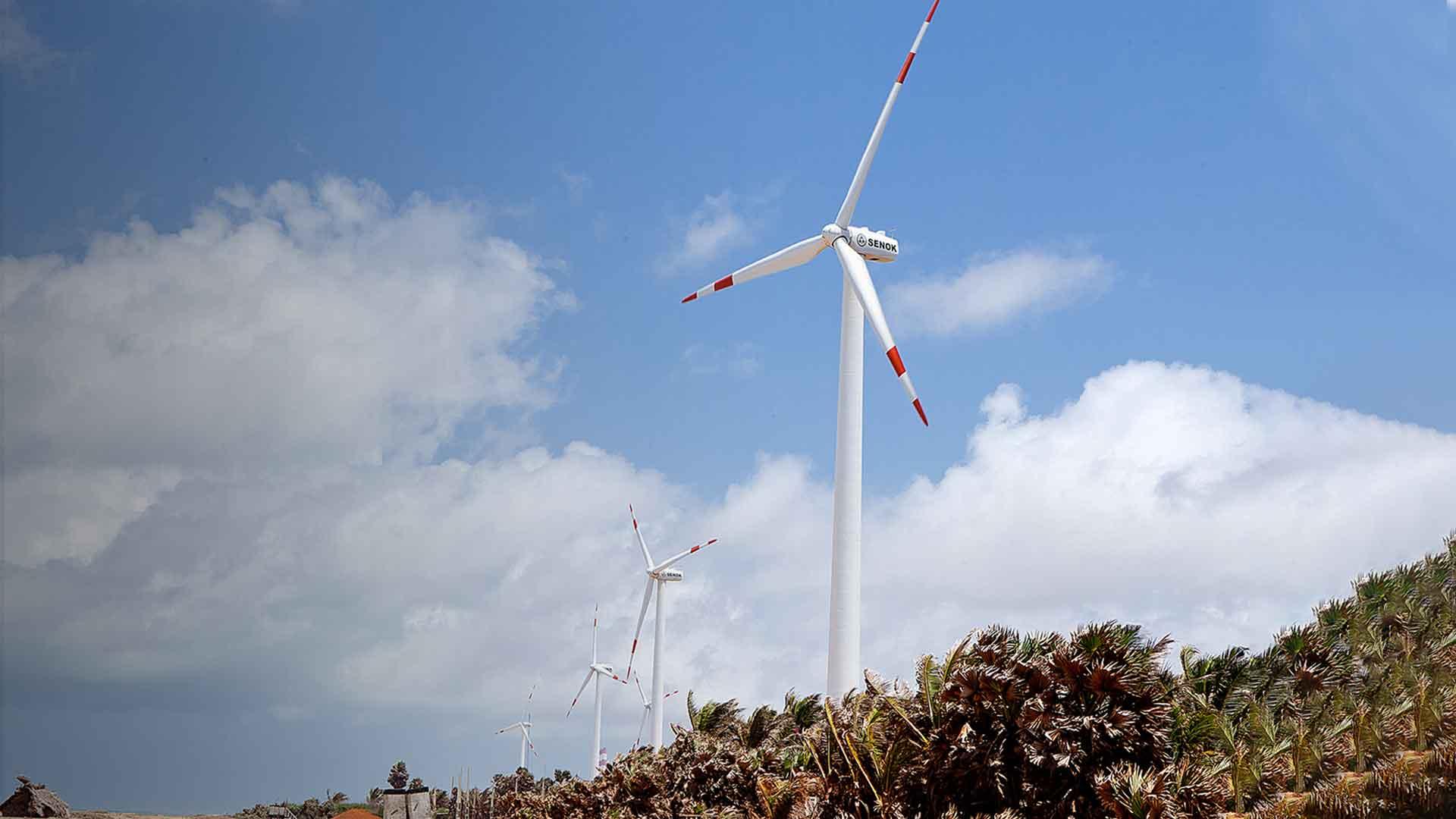 Senok - Wind Power